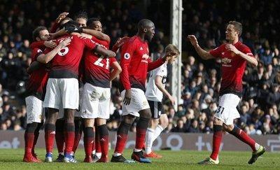 El United sigue en ascenso