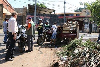 "Lucha contra vertederos ""clandestinos"" – Prensa 5"