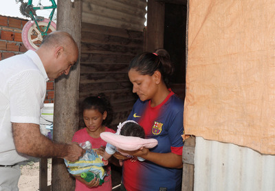 Mejorar servicios del Chaco paraguayo, una prioridad institucional