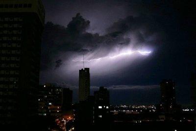 Pronostican lluvias y tormentas eléctricas para el Sur