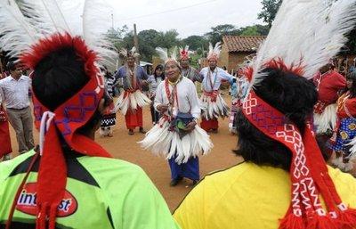 Cacique Chemei, un líder que dignificó la vida de los maká