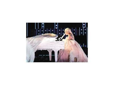 Lady Gaga y otros se  suman hoy a la gala de premios Grammy