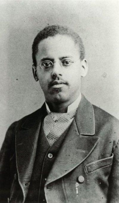 Lewis Latimer, inventor
