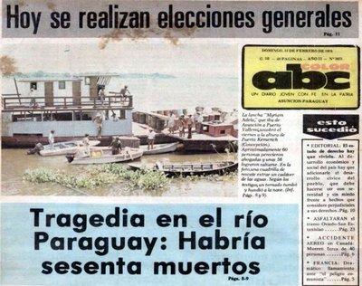 Se recuerdan 41 años de la tragedia de Miriam Adela