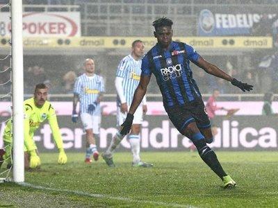 Duván impulsa al Atalanta y De Paul sigue atascado con el Udinese