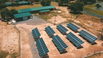 Paraguay trabaja en la actualización de su mapa de energía hídrica, eólica y solar