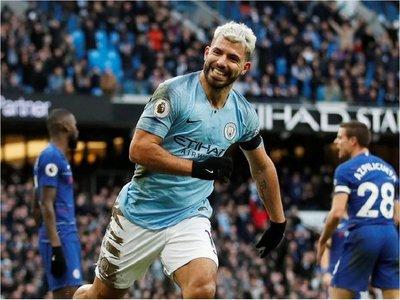 El Manchester City humilla al Chelsea