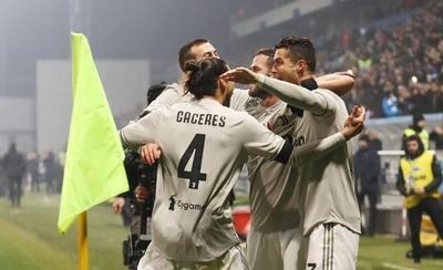 HOY / Juventus golea al ritmo de Cristiano