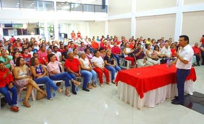 Equipo de Romero Roa lanza al Dr.  Iván Sosa para la intendencia de CDE
