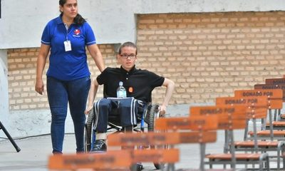Joven supera barreras y logra el mayor puntaje en examen exigido para beca de Itaipú