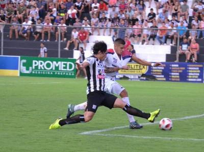 La Academia derrotó al Deportivo Santaní
