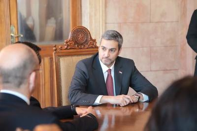Mandatario convocó al Consejo Nacional de Seguridad en Palacio de López