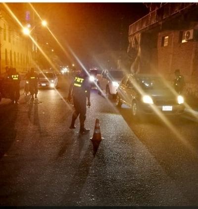 Intensifican controles vehiculares en Concepción
