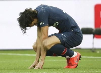 Demasiadas bajas en el PSG para enfrentar al Manchester United