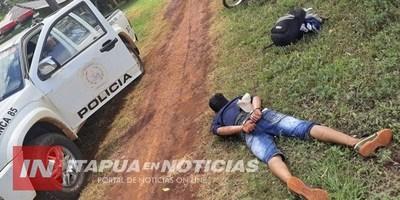 POLICÍAS DE LA CRÍA. 85  RECUPERAN BICICLO Y APREHENDEN A SOSPECHOSO DE HURTO.