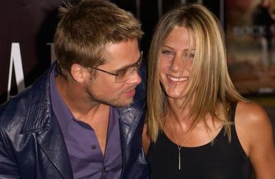 ¿Reconciliación? Brad Pitt fue el invitado sorpresa en el cumpleaños de Jennifer Aniston