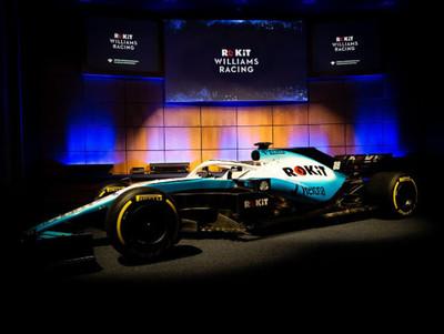 Toro Rosso y Williams presentaron sus monoplazas del 2019
