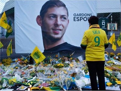 Autopsia revela la causa de muerte del futbolista Emiliano Sala