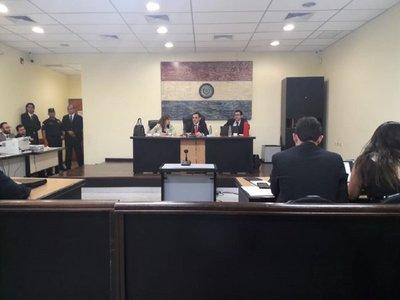 Suboficial confiesa en juicio que disparó a Richard Pereira