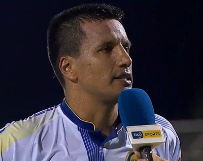 Cristian Sosa valora el triunfo por la calidad del rival