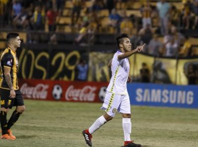 Compacto Guaraní 1-2 Deportivo Capiatá