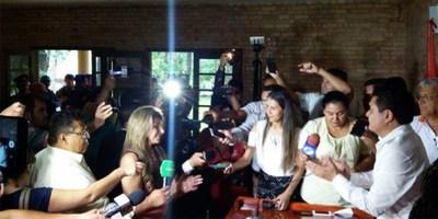PERLA RODRÍGUEZ DE CABRAL ES LA INTENDENTE INTERINA DE CIUDAD DEL ESTE