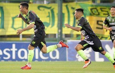Un paraguayo es líder de la Superliga