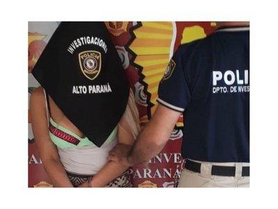 Detienen a trans buscada en Argentina por trata de personas