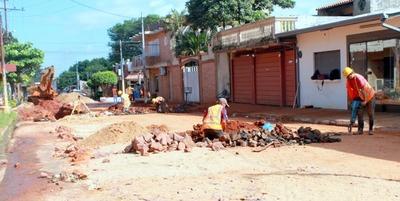 Essap proyecta mejorar alcantarillado sanitario en Fernando de la Mora