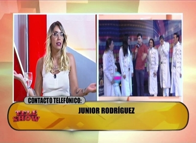 "Carmiña Masi a Junior Rodríguez: ""Para desligarte le echaste la culpa a Sebastián"""