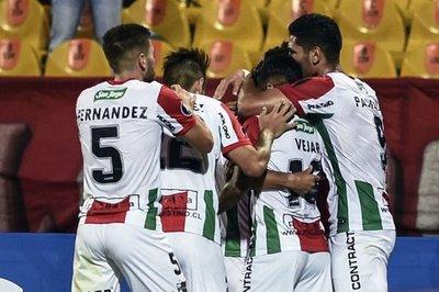 Palestino y Defensor Sporting están en la Fase 3 de la Conmebol Libertadores