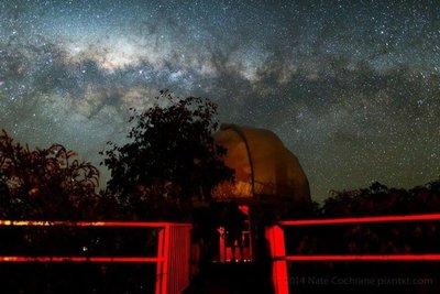 Cielos de México en tendencia por astroturismo