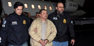 "Declaran culpable a ""Chapo"" Guzmán"