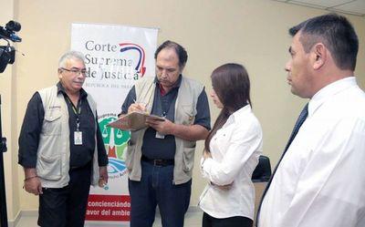 Corte se adhiere a la lucha contra el Aedes Aegypti