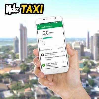 Taxistas se suman a la ola digital y renuevan su aplicación móvil