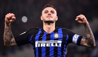 Icardi, fuera de la convocatoria del Inter