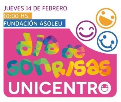 HOY / Día de Sonrisas en Fundación Asoleu