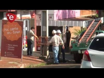 ANDE REALIZA MANTENIMIENTOS PARA EVITAR CORTES EN ITAPÚA