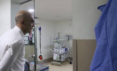 HOY / Hospital Militar sumará 20 nuevas unidades de terapia intensiva