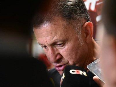 "Osorio alega ""razones familiares"""