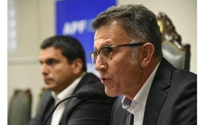 Osorio deja la Selección Albirroja