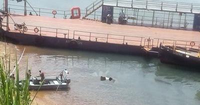 Hallan cuerpo de una persona en el rio Paraná