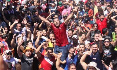 Miguel Prieto ya tiene apoyo del PDP, FG,  PPQ, PPT, y sectores colorados y liberales