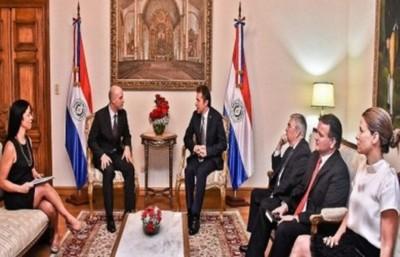 Embajador del gobierno de Guaidó llegó al Paraguay