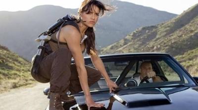"""HOY / Michelle Rodriguez frena el rodaje de """"Rápidos y Furiosos 9"""" y reclama un guion """"inclusivo"""""""