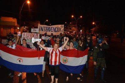Concepcion: Urbieta asegura que manifestantes responden a interes de la prensa » Ñanduti