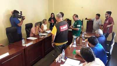 Concejales piden suspender funciones de nuevos agentes de tránsito – Prensa 5