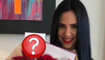 Norita Rodríguez Y El Sorpresivo Regalo Que Recibió Por El Día De Los Enamorados