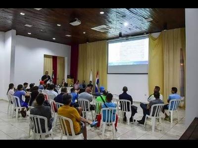 Productiva reunión entre municipio y propietarios de gimnasios