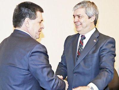 Riera confirma postulación a la presidencia de la ANR